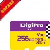 Micro SDXC 記憶卡 UHS-I U3/C10 256GB