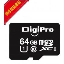 Micro SDXC 記憶卡 UHS-I U1/C10 64GB