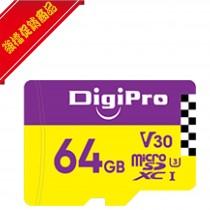 Micro SDXC 記憶卡 UHS-I U3/C10 64GB