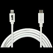 MFi蘋果原廠認證Type-C to Lightning快充PD 1M 充電傳輸線